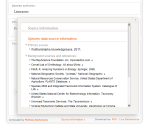 Wolfram Alpha Source List